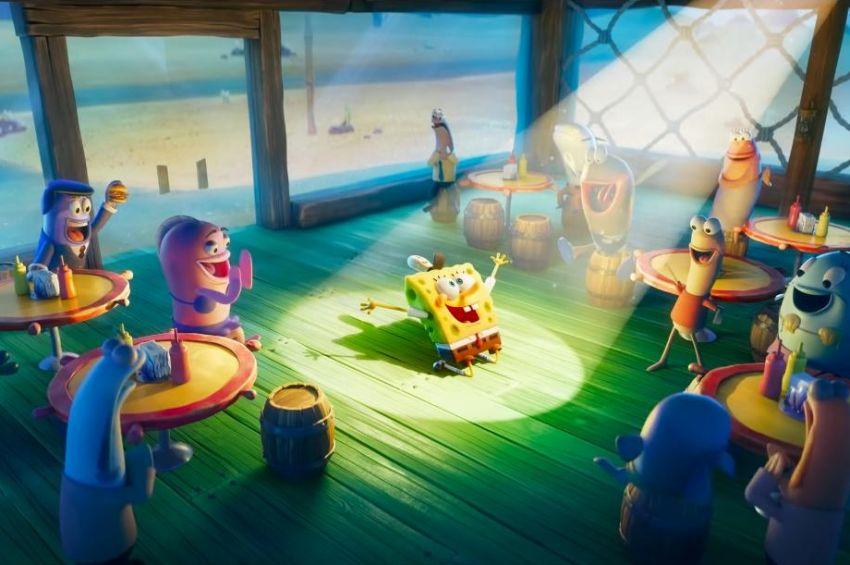 SpongeBob Film: Na ratunek / dubbing